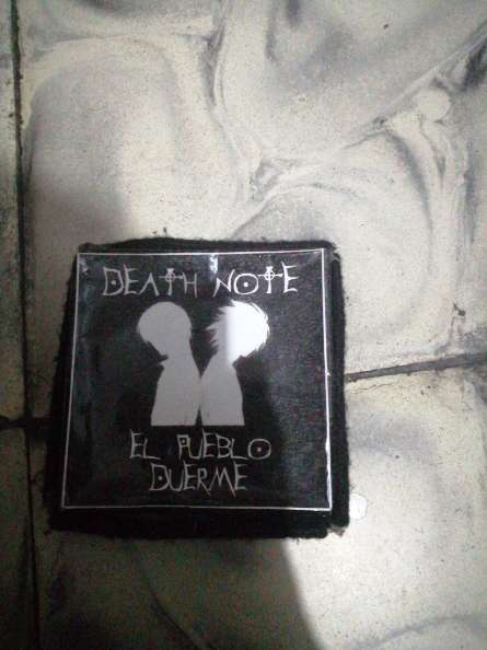 REGALO juego del anime death note