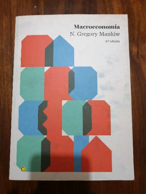 REGALO Macroeconomía Gregory Mankiew