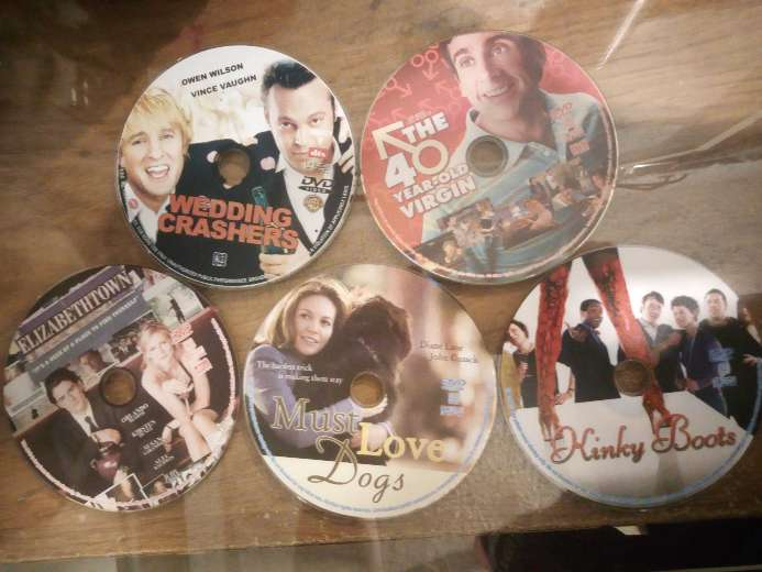 REGALO DVD originales
