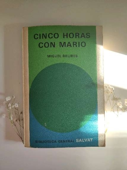 REGALO Libro cinco horas con mario.
