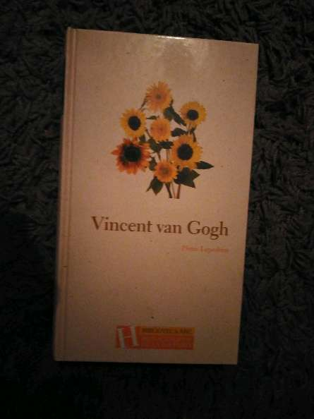 REGALO Libro dd Vicent van Gogh 1