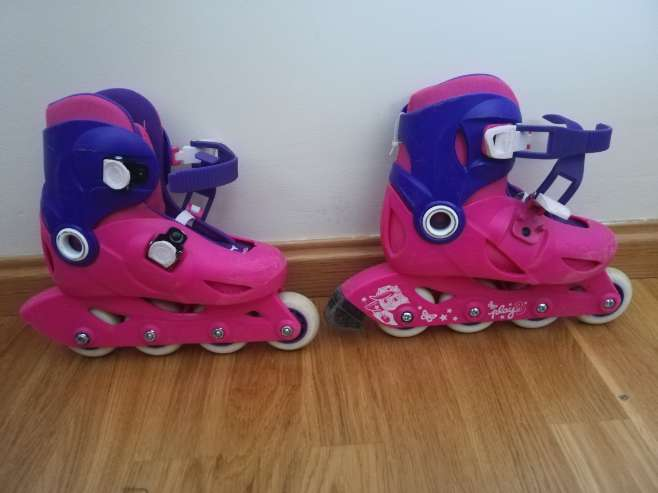 REGALO patines niña 1