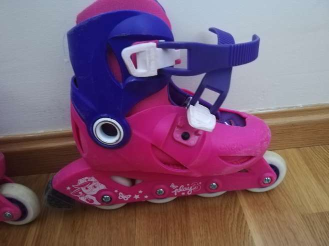 REGALO patines niña 2
