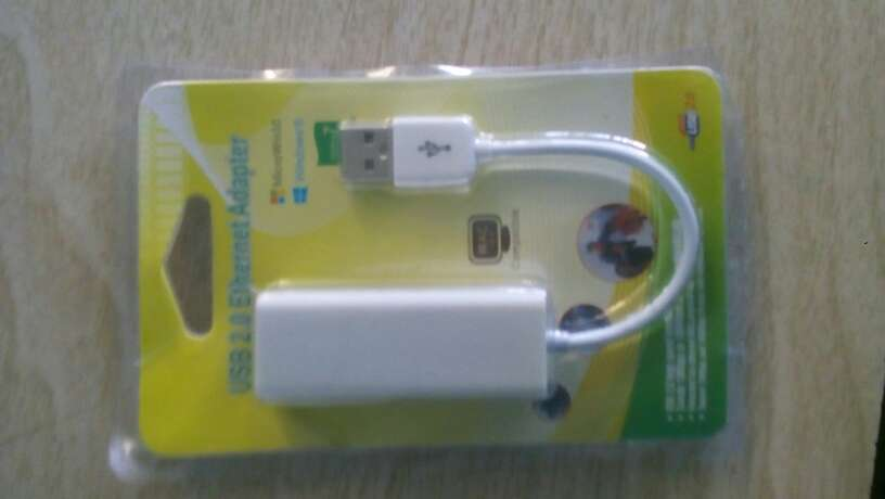 REGALO Adaptador para cable red entrada usb