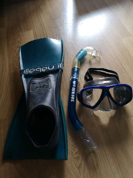 REGALO Kit buceo n°40/41