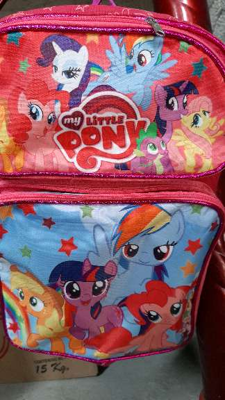 REGALO mochila my little pony
