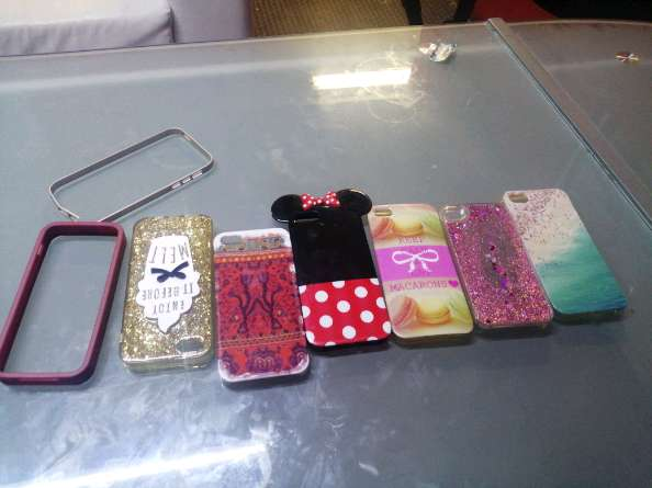 REGALO fundas para iPhone 5
