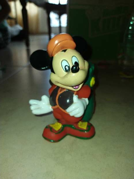 REGALO Vaso porta lapices de Mickey