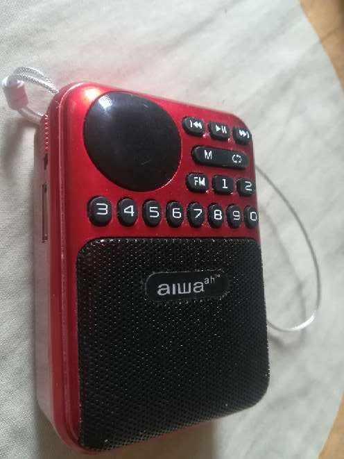 REGALO Radio Aiwa