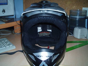 REGALO Casco integral