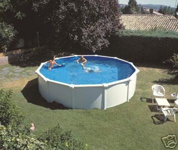 Regalo ofrezco piscina desmontable for Parches para piscinas de plastico