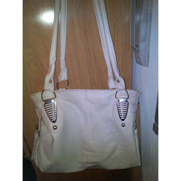REGALO Bolso blanco