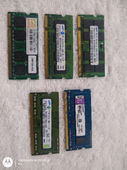 REGALO Memoria Ram laptop