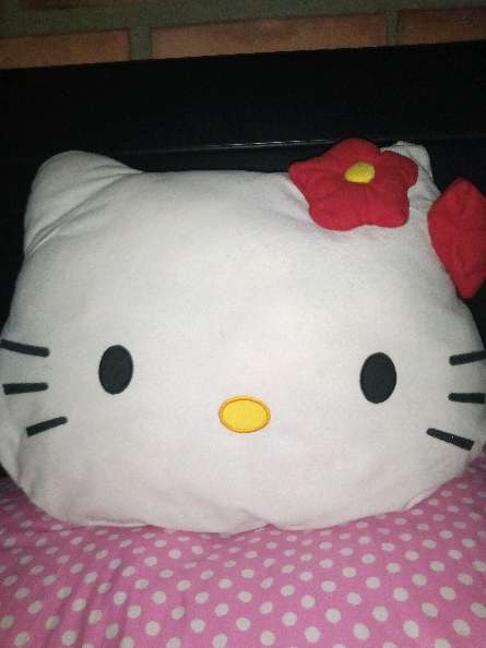 REGALO Cojín de hello kitty